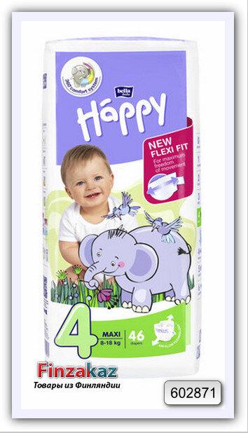 2541b22c6c2c Купить Подгузники Bella baby Happy maxi S4 - 46 шт в магазине Finzakaz