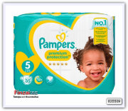 Подгузники Pampers Premium Protection S5 - 35 шт