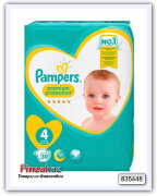 Подгузники Pampers Premium Protection S4 - 39 шт