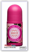 Шариковый дезодорант BODY-X Twilight Amber 50 мл