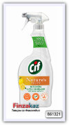 Спрей Cif Spray Naturals Kitchen  для кухни 750 мл