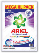 Порошок Ariel Professional Color (для цветного) 7,155 кг