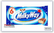Батончик Milky Way с суфле Multipack 6 шт