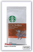 Кофе молотый House Blend Starbucks Colombian Ground Coffee 200 гр
