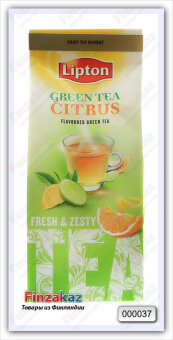 Чай Lipton Clear Green Citrus 150 гр