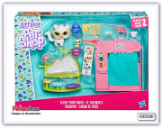 Игровой набор Hasbro Littlest Pet Shop Mini Playset Flashy Photo Booth