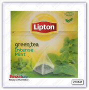 Чай Lipton Intense Mint 20 шт