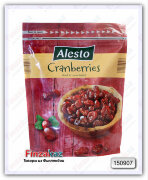 Сушеная клюква Alesto Cranberries 200 гр
