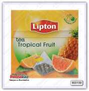 Чай Lipton Tropical Fruit 20 шт