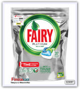 Капсулы для п/машины Fairy Platinum Original 37 шт