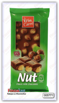 Шоколад Fin Carre Nut (фундук) 100 гр