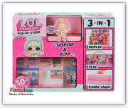 L.O.L Surprise Pop-Up Store 3-in-1 Playset