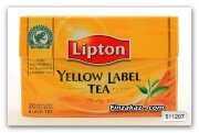 Чай Lipton Yellow Label 20 шт