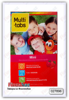 Поливитамины Multi-tabs Mini 90 шт
