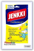 Жевательная резинка Jenkki Professional Junior Клубника-тутти фрутти-банан 75 г