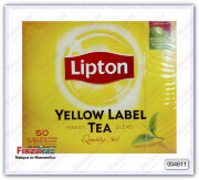 Чай Lipton Yellow Label 50 шт